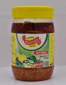 Mouth Watering Taste Mixed Pickle