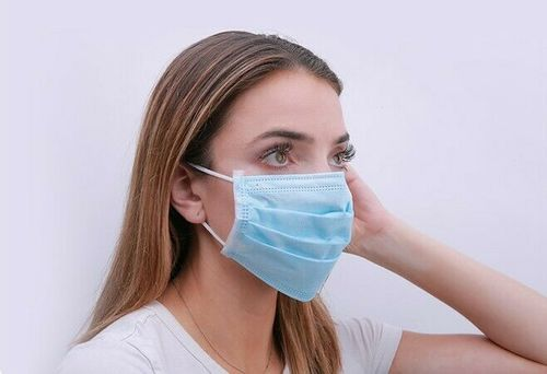 3 Ply Medical Disposable Protective Surgical Face Mask With Ear Loop