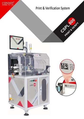 Gs1 2d Barcode Printing Machines
