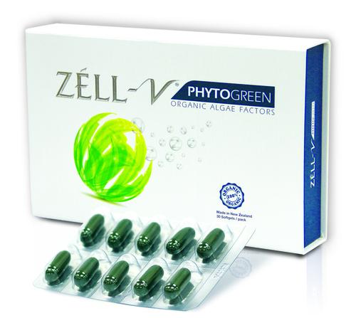 ZELL V Phytogreen Capsules