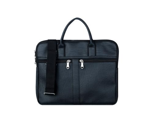 Black Color Laptop Side Bag