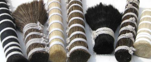 100% Orginal Horse Tail Brush