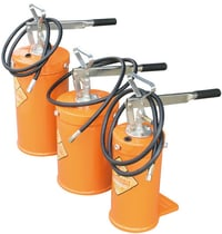Hand Operated Grease Dispensing Bucket Pump