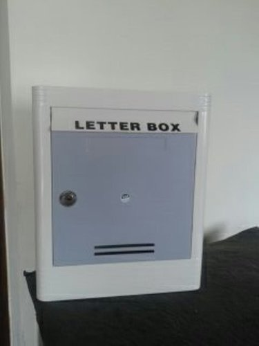 Letter Boxes - Abs Plastic