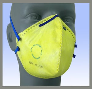 Fold Flat Style Particulate Respirators