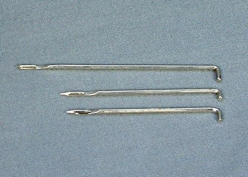 Hook Needles