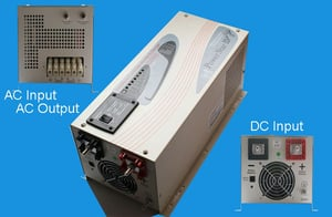 Power Frequency Pure Sine Wave Inverter