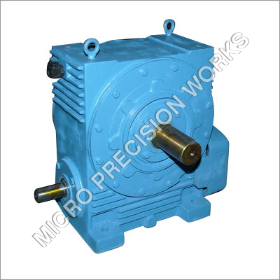 Robust Worm Reduction Gearbox