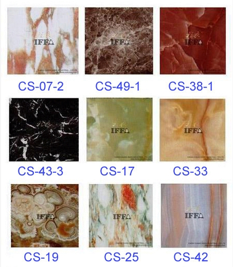 Water Transfer Printing Film For Marble Patterns