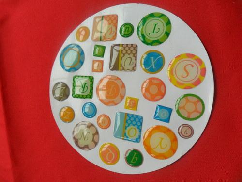 Epoxy Sticker