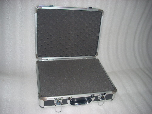 Case With Pick And Pluck Foam