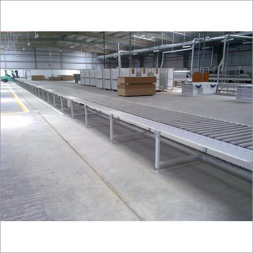 Manual Roller Conveyor System