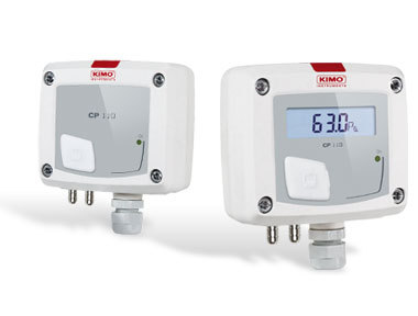 Kimo Differential Pressure Transmitters