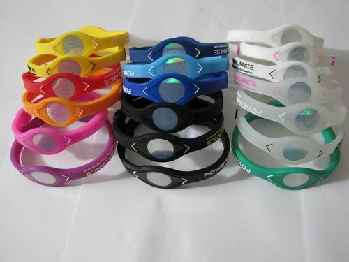Balance Hologram Bracelet
