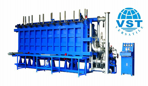 Air Cooling EPS Block Molding Machinery
