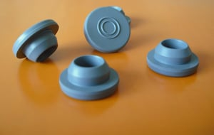 Rubber Stoppers For Antibiotics Vials