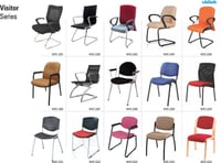 Commercial Fixed Visitor Chairs