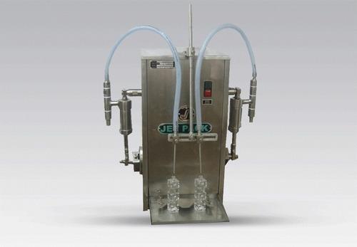Semi Automatic Syrup Filling Machine