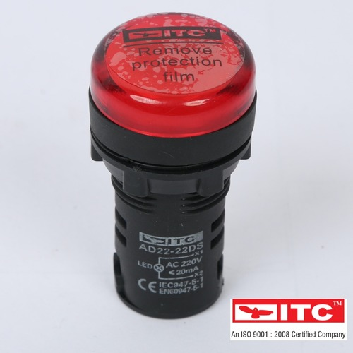 Indicator Light 110v