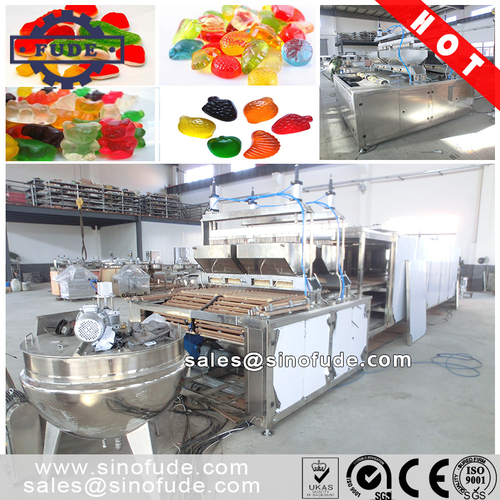 Automatic Jelly Candy Production Line