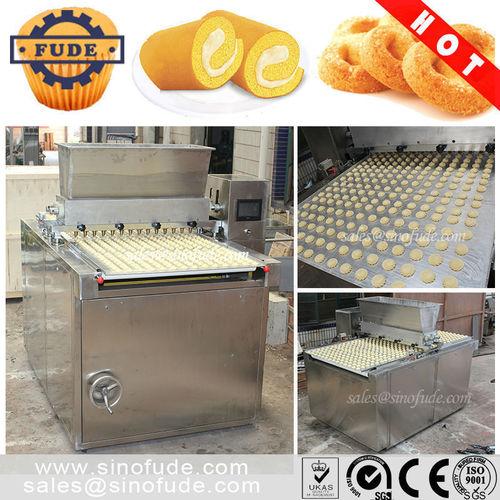 Plc Cookie Machine High Quality Ce