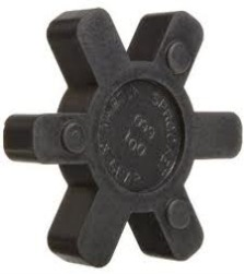 Durable Rubber Spider Couplings