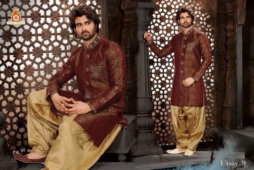 Traditional Designer Sherwani