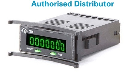 Digital Hour Meter 110-240 Vac/Dc Part No :-Z2221n0g2ft00