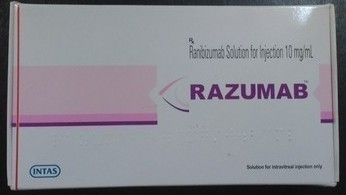 Razumab Injection at Best Price in Delhi, Delhi | MODERN TIME HELPLINE  PHARMA