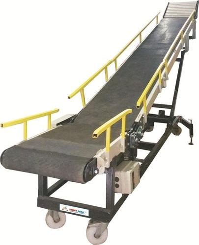 Industrial Truck Loading Conveyor
