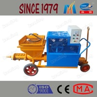 Automatic Cement Plaster Machines For Wall