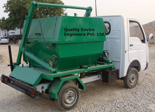 Dumper Placer With Auto Lifter