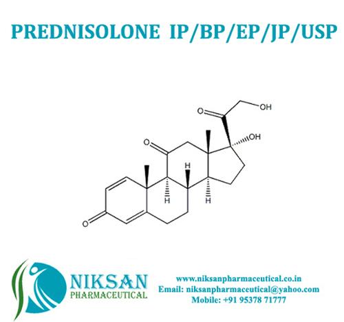 Prednisolone Ip/Bp/Ep/Usp