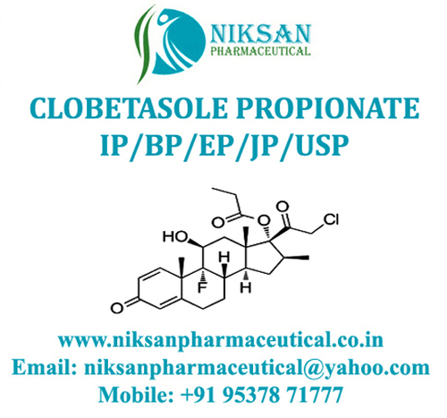 Clobetasole Propionate Ip/Bp/Ep/Usp