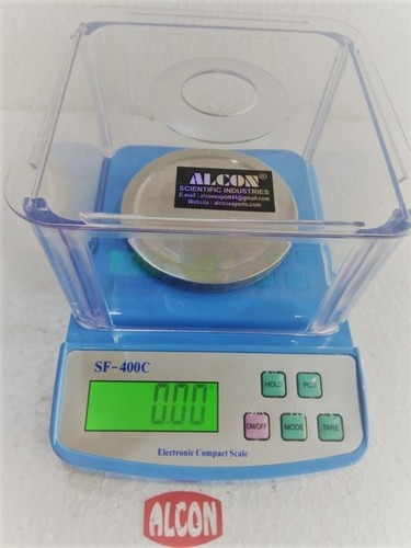 Electric Compact Scale