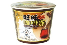 Want-Want Coffee Jelly