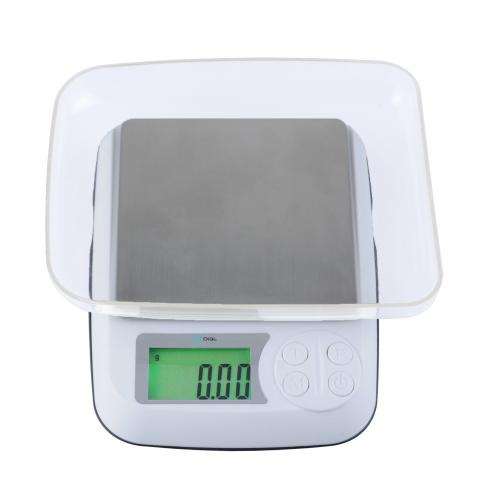 Bds-658 Kitchen Lcd Display Weighing Scale