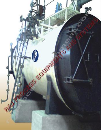 Package Boiler Integral Furnace