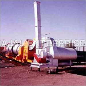 Drum Mix Plant with Air Pollution Control Unit