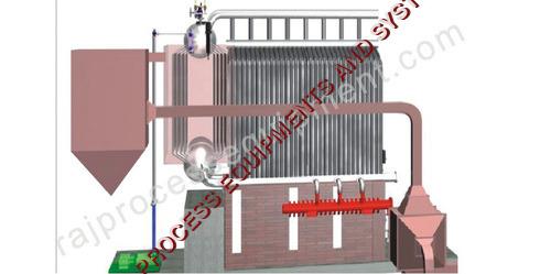 Captive High Capacity Boilers
