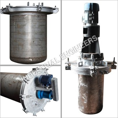 Automatic Annealing Pot For Pit Furnace