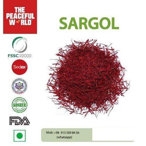 Pure and Natural Sargol Saffron