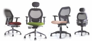 Fine Finishing Office Chair
