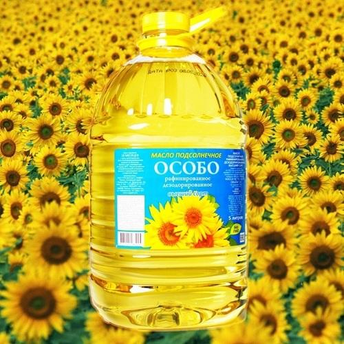 Sunflower Oil 5 Liter