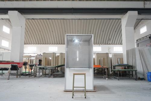 FRP Portable Testing Room