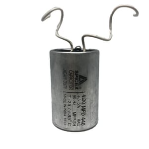 Oil Filled Aluminium Capacitors For Ceiling Fan And Motor