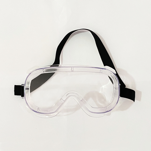 Fog Resistant Protective Goggles