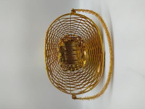 Rust Resistance Aluminium Oval Basket
