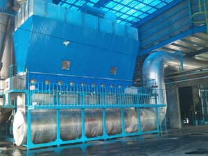 Industrial CaCl2 Flake Plant