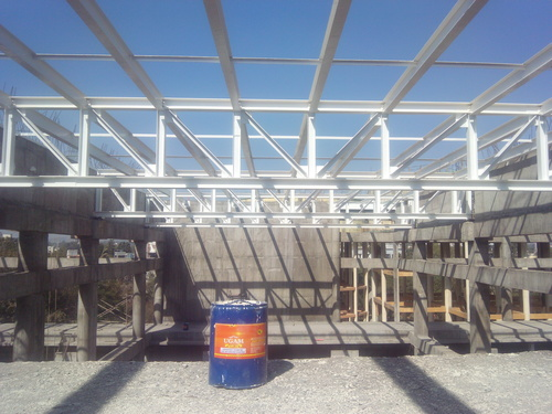 Fire Protective Epoxy Intumescent Coatings